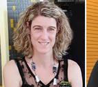 Laura Arzoz y Ana Goyén, empresaria y directiva Navarra 2018 para AMEDNA