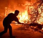 Más de 600 desaparecidos y 63 muertos a causa de los incendios en California