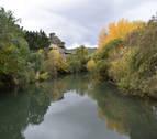 Aparece un cadáver flotando en el río Ega a su paso por Estella
