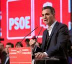 Sánchez reivindica su Gobierno de esperanza frente a la