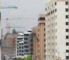Las hipotecas de viviendas bajaron un 11,3% en mayo en un año en Navarra