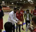 El Basket Navarra sufre en Marín su tercera derrota