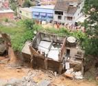 Al menos catorce muertos tras un deslizamiento de tierra en Río de Janeiro
