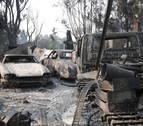 Más de 220 desaparecidos en los incendios de California, que ya suman 31 muertos