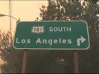 Afectados por los incendios en California se enfrentan a la contaminación agua