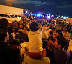 Miles de centroamericanos retoman su marcha por México hacia EE UU