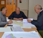 El agua del Canal de Navarra regará Tierra Estella a mediados de 2019
