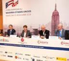 Barkos señala la importancia de EE UU para el mercado exterior y más tras el Brexit