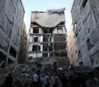Un civil muerto y otros dos graves por cohetes lanzados desde Gaza