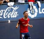 Un gol de Osasuna salva la vida de un conductor en Andalucía