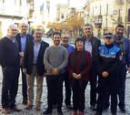 Falces y Olite se integran en el sistema de gestión de emergencias de Navarra