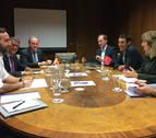 Navarra solicita al Ejecutivo central la ampliación de las demarcaciones de TDT local