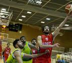 El Basket Navarra gana desde la defensa