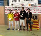 Yago Navarro repite podio en Zaragoza