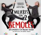 Coral Barañáin festejará Santa Cecilia en el Auditorio con 'Mujeres con dos bemoles'