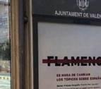 Polémica por una campaña publicitaria en la que se tacha la palabra flamenco