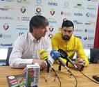 El Valdepeñas anuncia el fichaje de 'Chino', que abandona Osasuna Magna