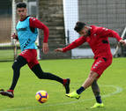 Rubén García apura sus opciones de jugar el domingo