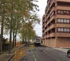 Asfaltado en tres calles de Barañáin y parte del polígono