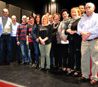 La asamblea de Adona en San Adrián homenajea a 14 donantes