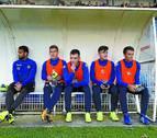 Un navarro de Etxauri debuta con la Real Sociedad