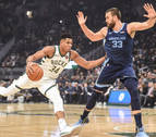Marc Gasol aporta un doble-doble y los Grizzlies consolidan el liderato