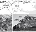 Muere una joven de Etxarri-Aranatz tras caer cuando subía a San Donato