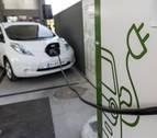 Navarra solo dispone de tres puntos de recarga rápida para coches eléctricos