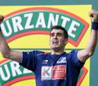 Ezkurdia, campeón del Cuatro y Medio en el Navarra Arena