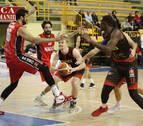 Un triple desde campo propio da la victoria al Basket Navarra