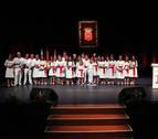Diego Urmeneta se corona en el Certamen de Jotas Ciudad de Tudela