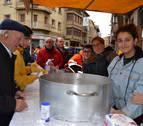 Azagra vivió una fiesta gastronómica que acercó a cientos de visitantes