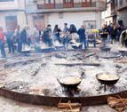 Alrededor de 1.100 vecinos degustan más de 80 ranchos en Fustiñana