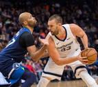 Marc Gasol eleva a los Grizzlies a la segunda posición del Oeste