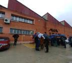 Empleados de Miasa solicitarán ayuda al Gobierno de Navarra contra los despidos