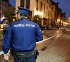 Detenido el autor del ataque con cuchillo que ha herido a un agente en el centro de Bruselas