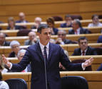 Sánchez culpa a Casado y a Rufián de la crispación política y les exige disculpas