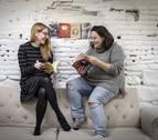 La librería Ménades recupera el espacio de Auzolan