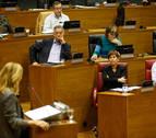 Barkos acusa a Beltrán de utilizar la bandera de Navarra como