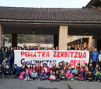 Goizueta se moviliza para pedir la reposición del servicio de pediatría