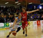 El Basket Navarra cede ante el líder