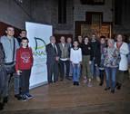 Homenaje a los fundadores de la Asociación de Diabetes de Navarra
