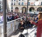 CC OO Navarra alerta del discurso de extrema derecha sobre violencia machista