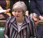 May aplaza la votación del acuerdo del Brexit en la Cámara de los Comunes