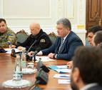 El Parlamento ucraniano aprueba el estado de excepción