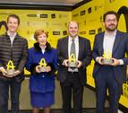 Premios Alimenta Navarra para Antonia Sáinz y tres empresas
