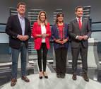 Un debate andaluz más agresivo y menos encorsetado