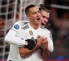 El Real Madrid conquista el Olímpico y asegura el primer puesto