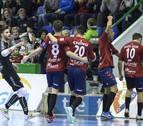Osasuna Magna golea al Aspil en el derbi navarro y apunta hacia la Copa
