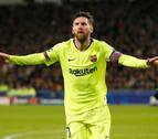 El Barça, primero de grupo sin brillo